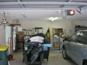 garage workspace