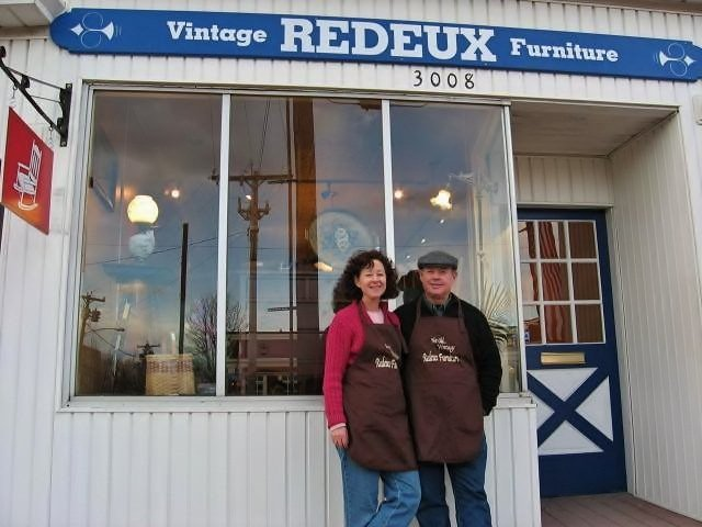 redeux store front