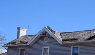 Bridgewater,VA main st roof
